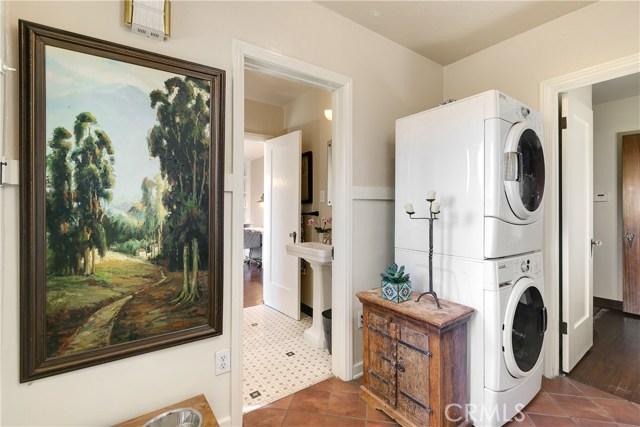 Laundry Room and adjacent Bathroom