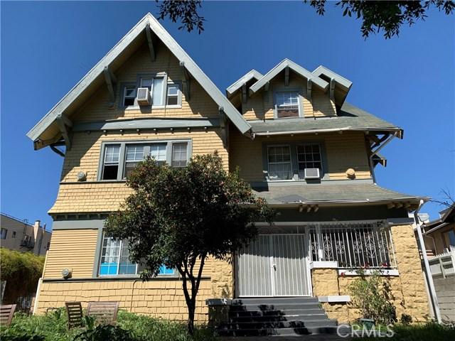 833 Beacon Avenue, Los Angeles, CA 90017