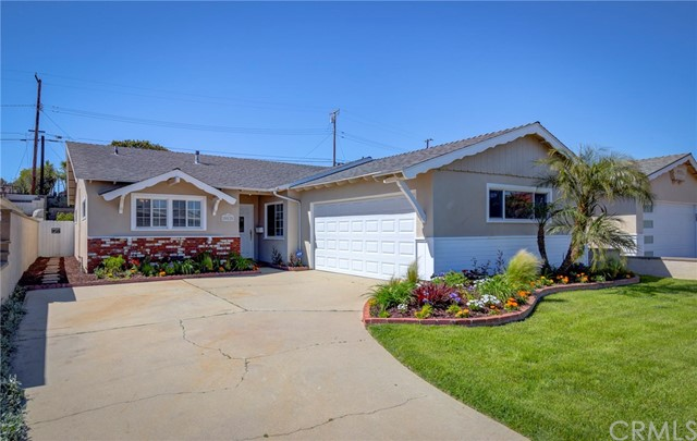 20525 Victor Street, Torrance, California 90503, 3 Bedrooms Bedrooms, ,1 BathroomBathrooms,Single family residence,For Sale,Victor,PV19072348