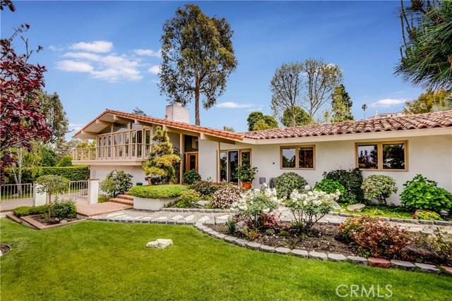 1562 Granvia Altamira, Palos Verdes Estates, CA 90274