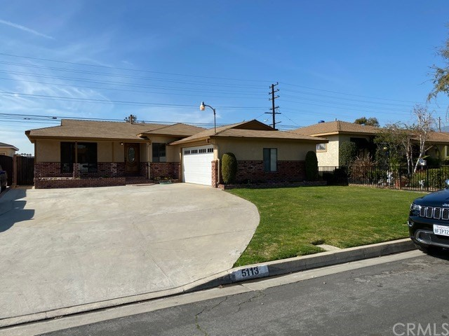 5113 N Cranley Avenue, Covina, CA 91722