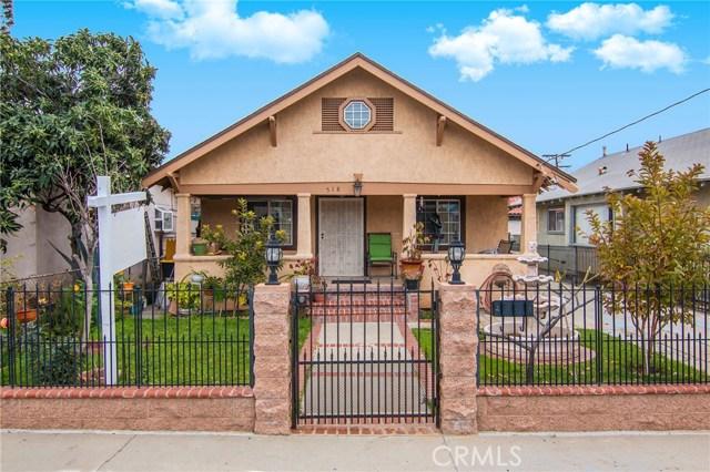 518 S Grande Vista Avenue, Los Angeles, CA 90063
