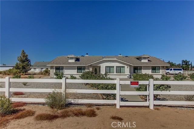 12244 El Centro Road, Oak Hills, CA 92344