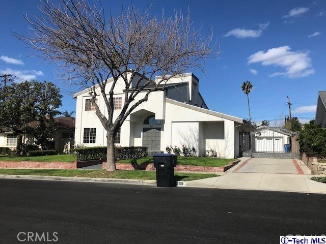 809 E Elmwood Avenue, Burbank, CA 91501