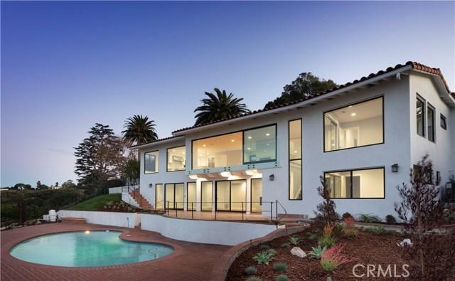 880 Via Del Monte, Palos Verdes Estates, CA 90274