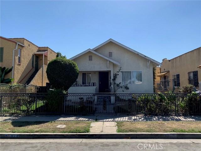 924 W 78th Street, Los Angeles, CA 90044