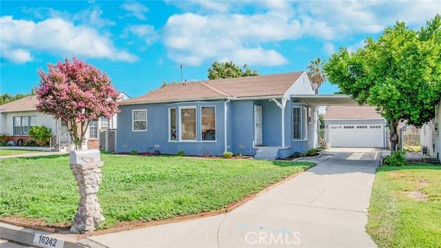 16242 E Benwood Street, Covina, CA 91722