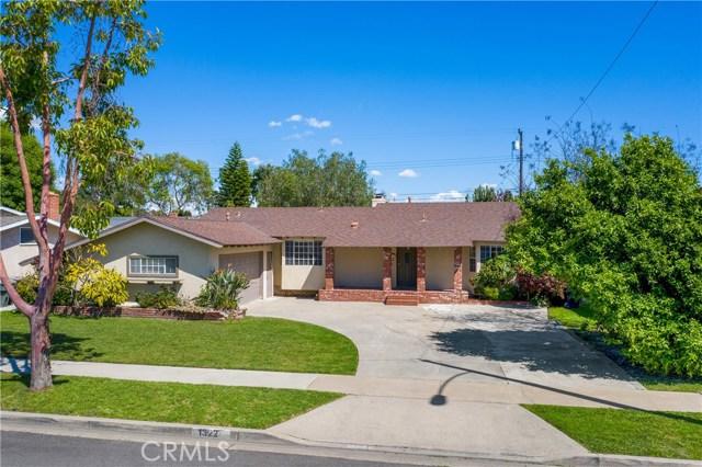 1322 Courson Drive, Anaheim, CA 92804