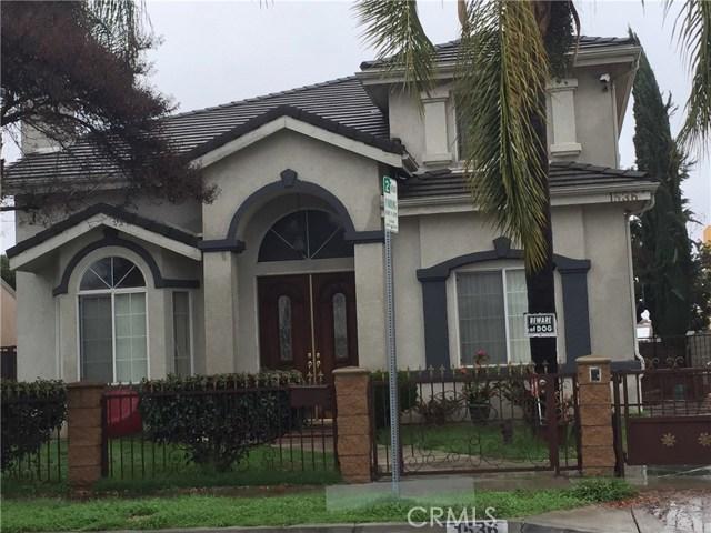 1536 La fayette Street, San Gabriel, CA 91776