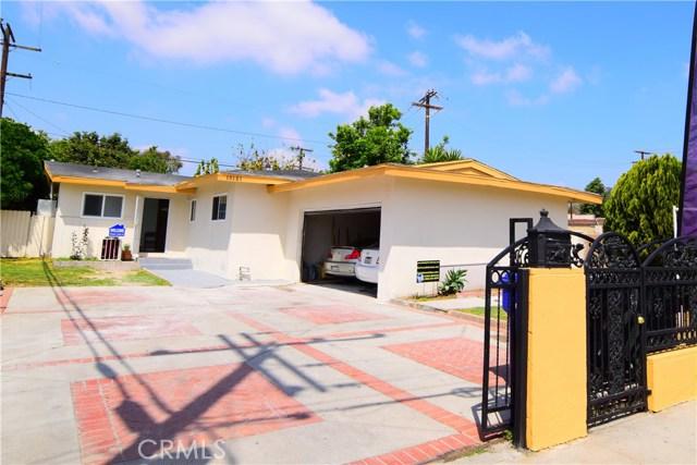 15121 El Camino Avenue, Paramount, CA 90723