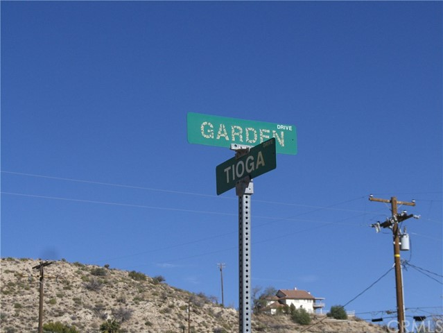 0 Garden Drive, Morongo Valley, CA 92256