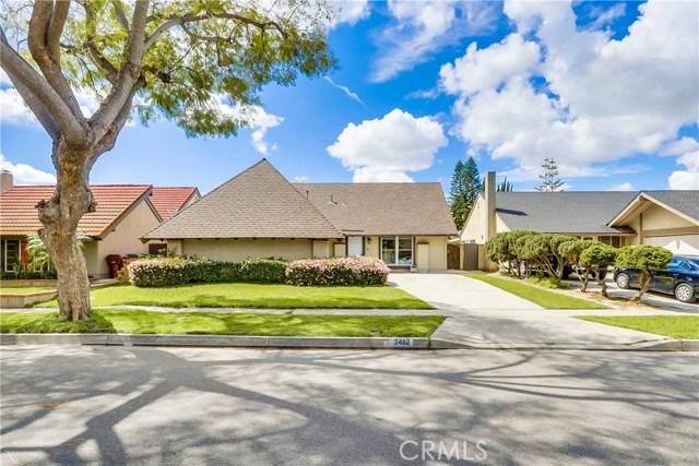 2402 N Wright Street, Santa Ana, CA 92705