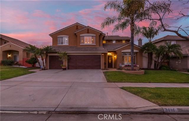 3414 Eagle Crest Drive, Corona, CA 92881