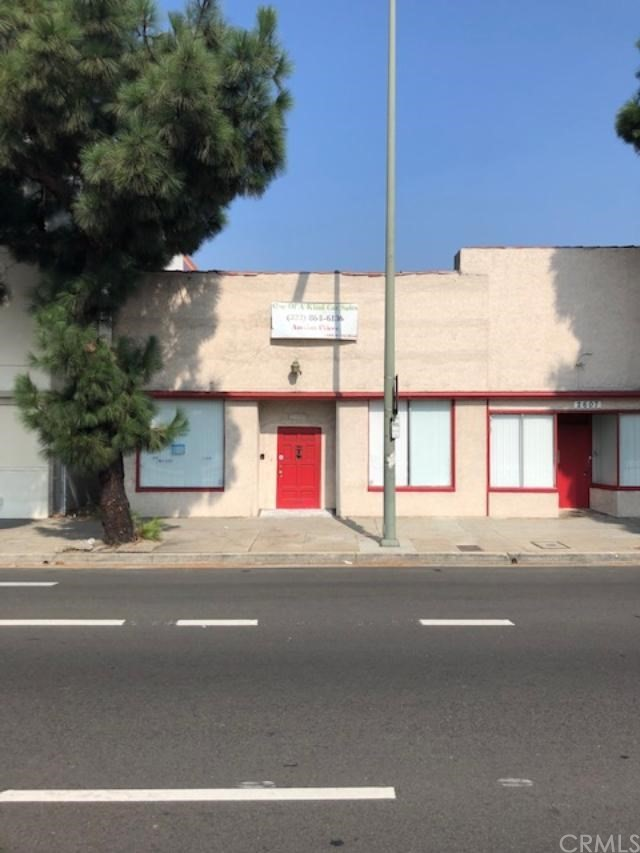 2607 W Martin Luther King Jr Boulevard, Los Angeles, CA 90008