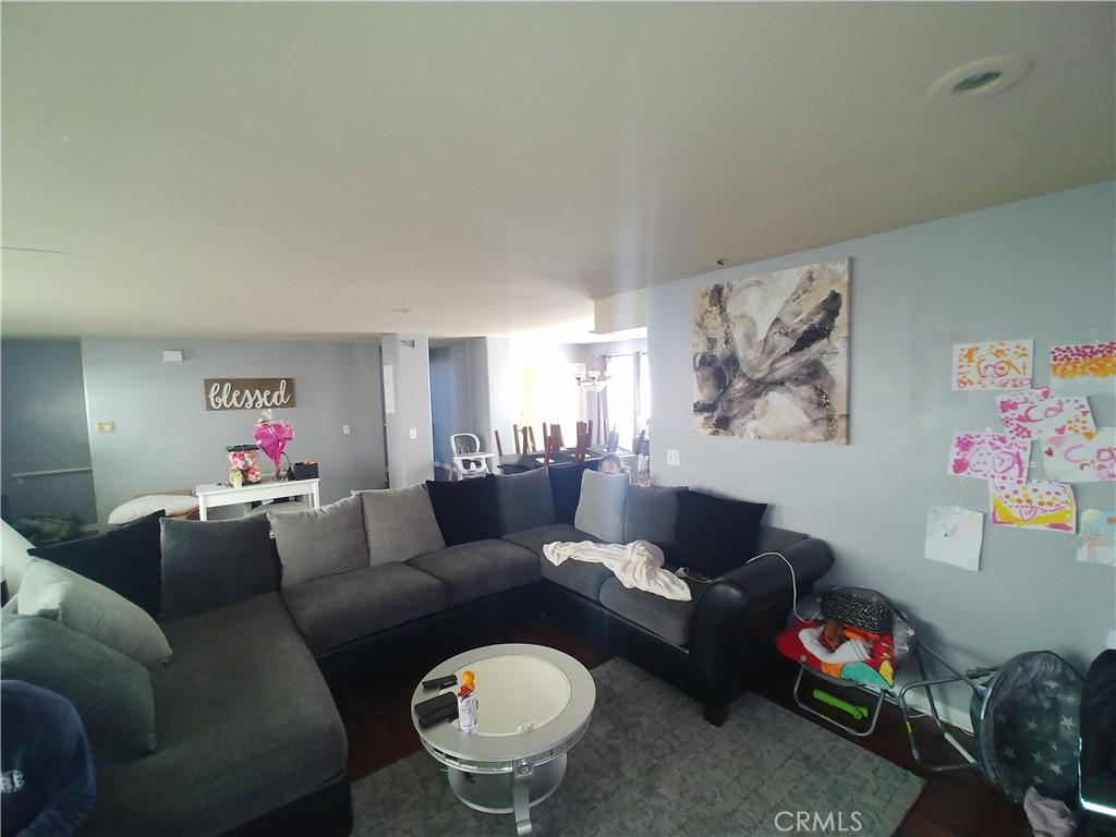 Living Room from Front Door Perspective