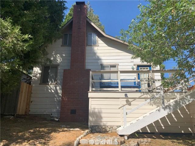 248 Glen Avon Drive, Cedar Glen, CA 92321