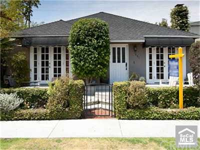 221 RAVENNA Drive, Long Beach, California 90803, 3 Bedrooms Bedrooms, ,1 BathroomBathrooms,For Sale,RAVENNA,S620127