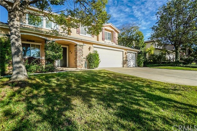 3611 Brentridge Drive, Corona, CA 92881