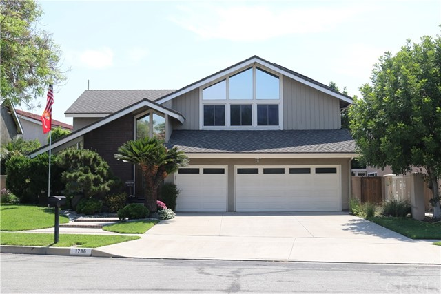 1786 N Partridge Street, Anaheim, CA 92806
