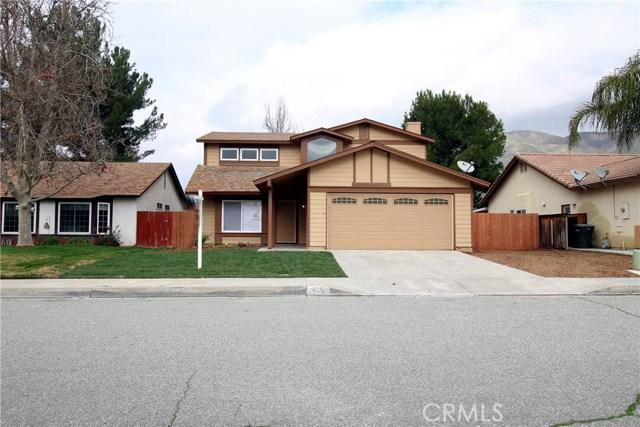 421 Cambridge Drive, San Jacinto, CA 92583