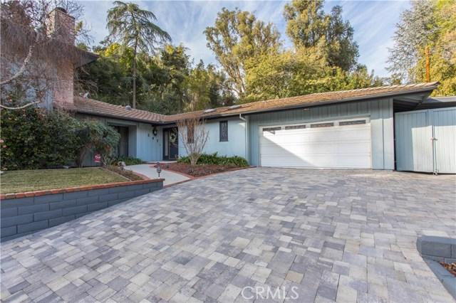547 Laguna Road, Pasadena, CA 91105