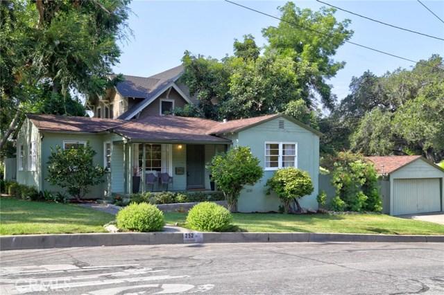 252 E Scenic Drive, Monrovia, CA 91016