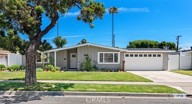 1710 Labrador Drive, Costa Mesa, CA 92626