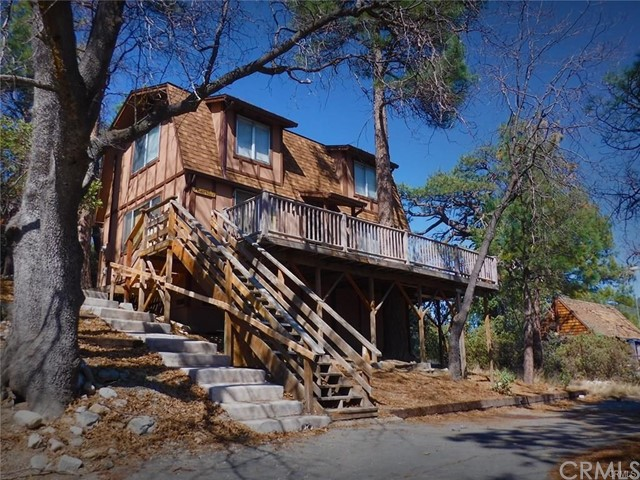 24855 Marion Ridge Drive, Idyllwild, CA 92549