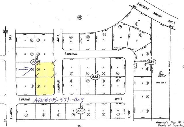 2055 Harpur Avenue, Salton City, CA 92275
