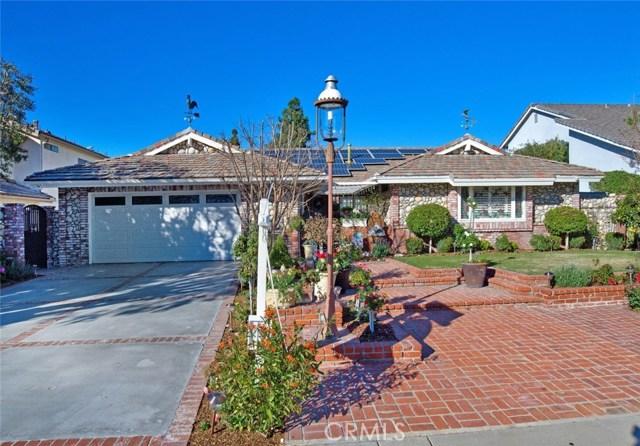 2999 Primrose Avenue, Brea, CA 92821