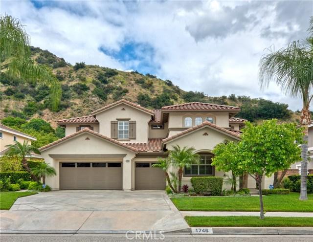 1746 Ridge View Drive, Azusa, CA 91702