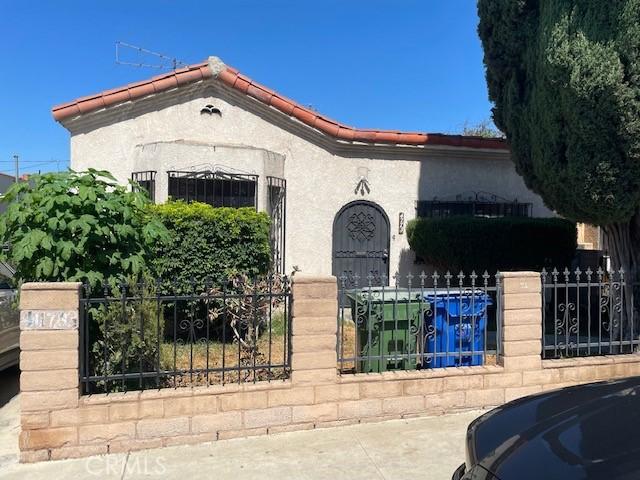 4173     Mandalay Drive, Los Angeles CA 90063