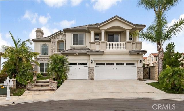 4001  Humboldt Lane, Yorba Linda, California