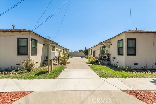 9730 Beverly Street, Bellflower, California 90706, ,Multi-Family,For Sale,Beverly,PW20158970