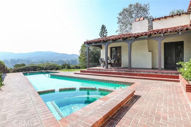 1661 La Cresta Dr, Pasadena, CA 91103 Photo 42