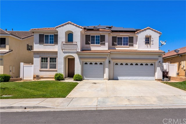 Photo of 26920 Sugarite Canyon Drive, Moreno Valley, CA 92555