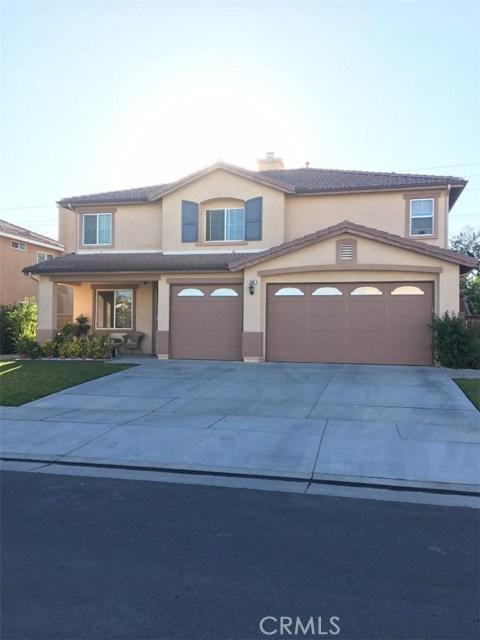 609 Meadow View Drive, San Jacinto, CA 92582