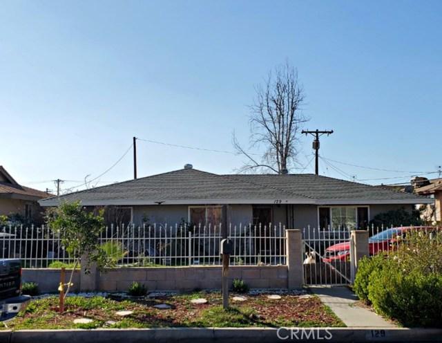 129 E 45th Street, San Bernardino, CA 92404