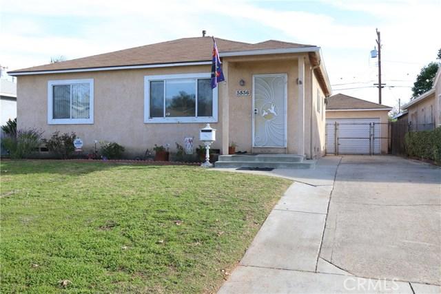 3536 Vane Avenue, Rosemead, CA 91770