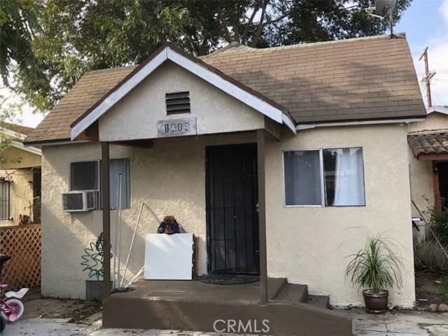 1412 E 22nd Street E, Los Angeles, CA 90011