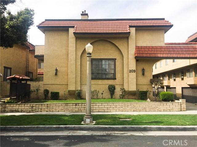 209 La France Avenue F, Alhambra, CA 91801