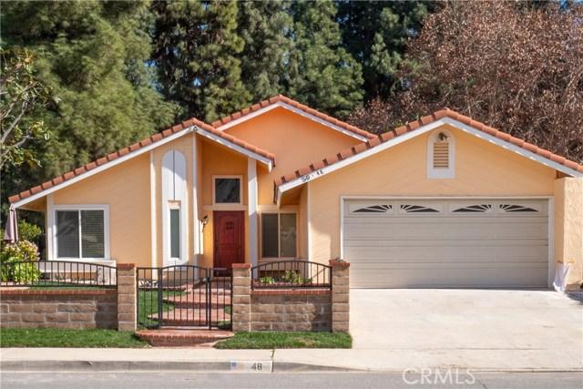 50 Quail Creek Lane, Pomona, CA 91766