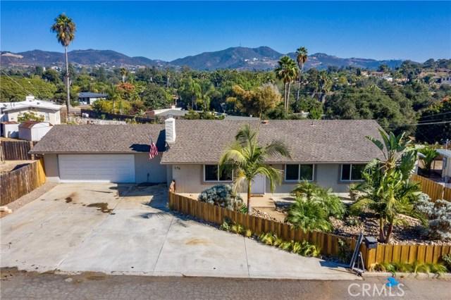 1146 Shadow Mountain Terrace, Vista, CA 92084