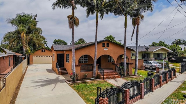 Photo of 12520 S Willowbrook Avenue, Compton, CA 90222
