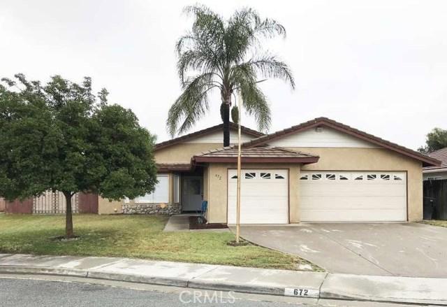 672 Kesha Court, San Jacinto, CA 92583