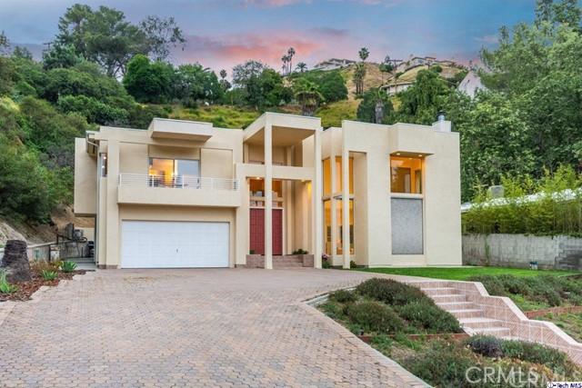 1520 Ridgeview Drive, Glendale, CA 91207