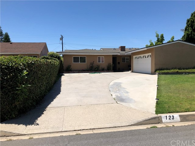 123 S Meadow Road, West Covina, CA 91791