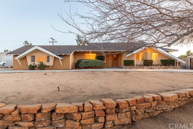 58327 Anaconda Drive, Yucca Valley, CA 92284