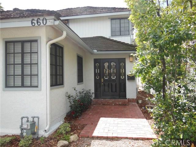 660 Westminster Dr, Pasadena, CA 91105 Photo 0