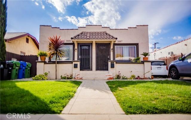 3887 Cimarron Street, Los Angeles, CA 90062